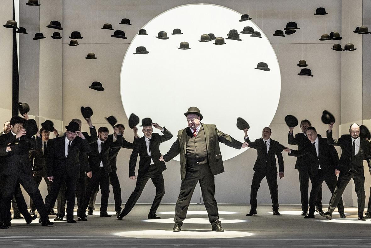 Výlety páně Broučkovy v Národním divadle