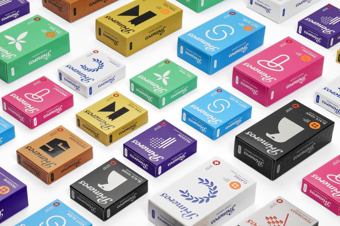 Design značky Primeros