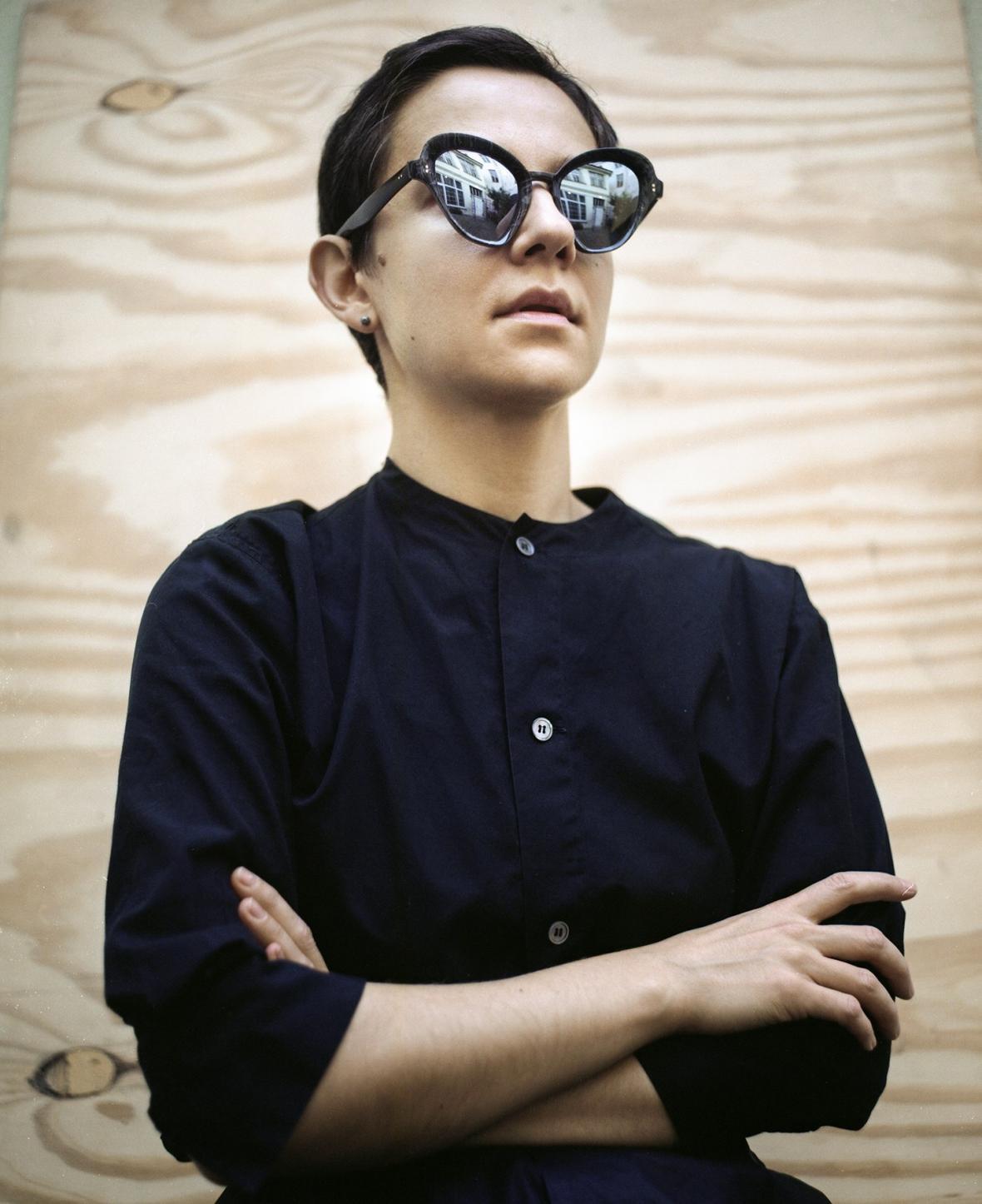 Brýle Collection#3 – Utopie  od Nastassie Aleinikavy