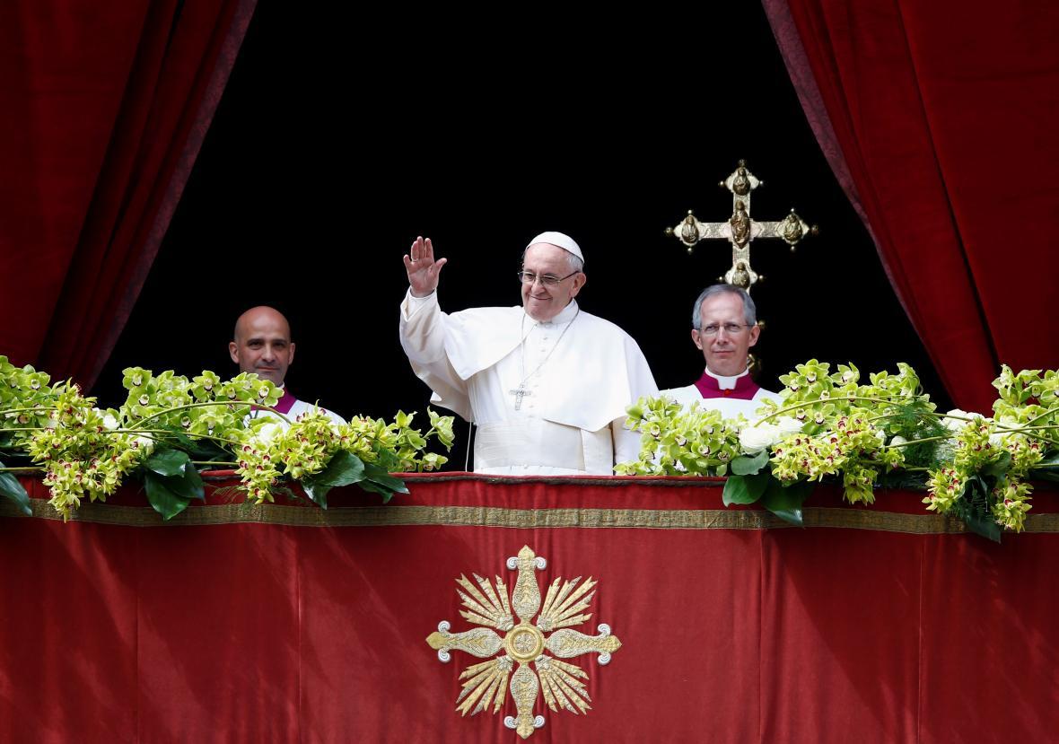 Papežovo poselství