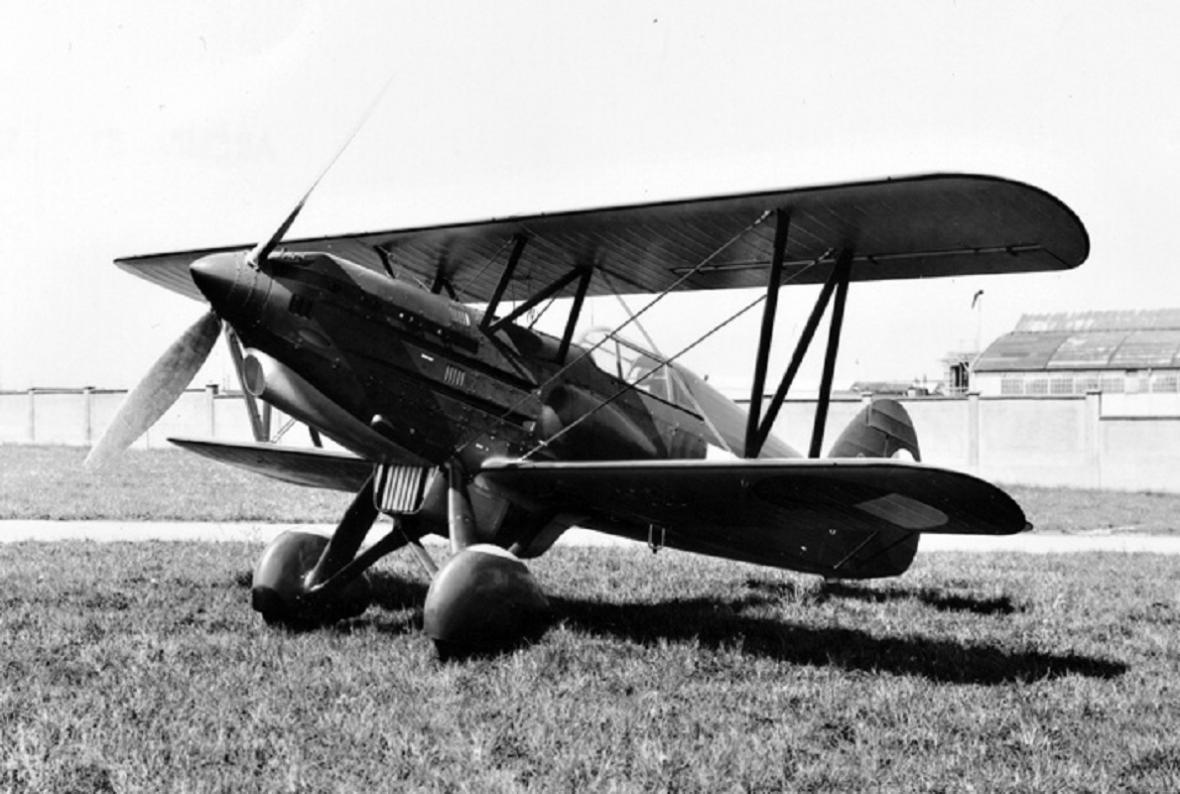 Avia B-534 IV. verze