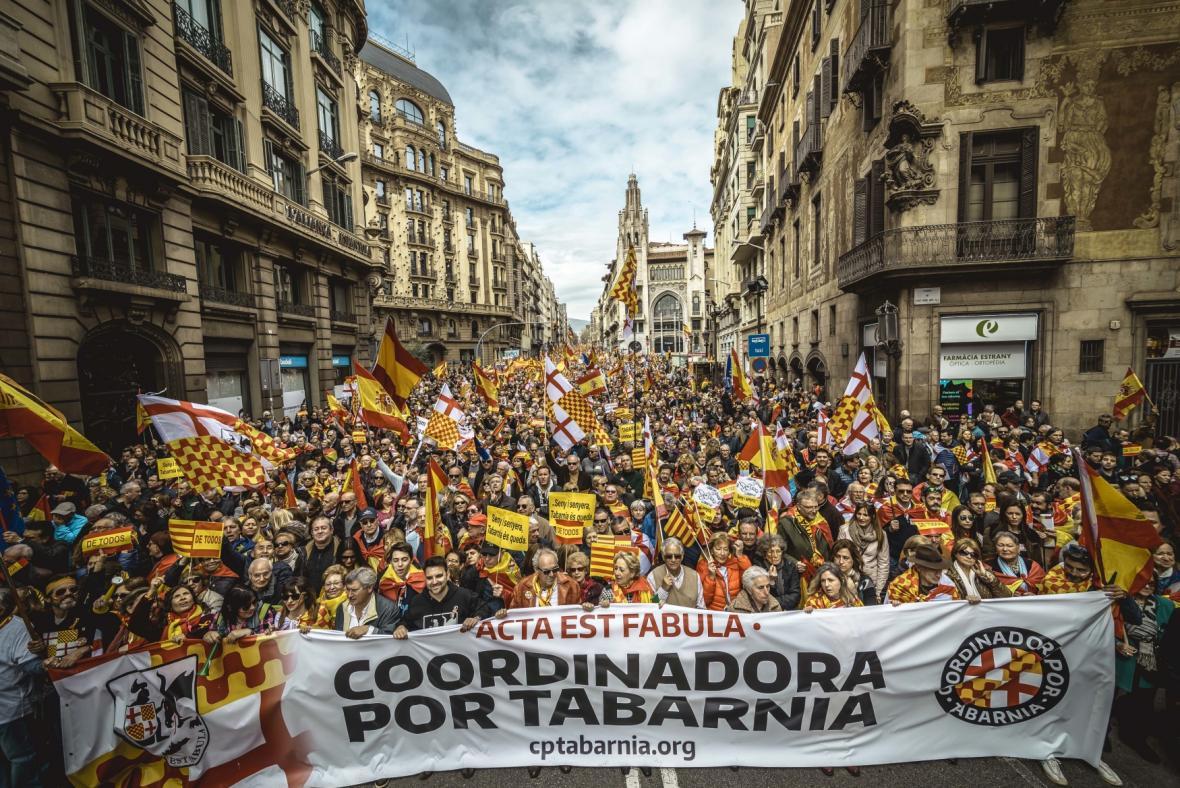 Pochod za nezávislost Tabarnie