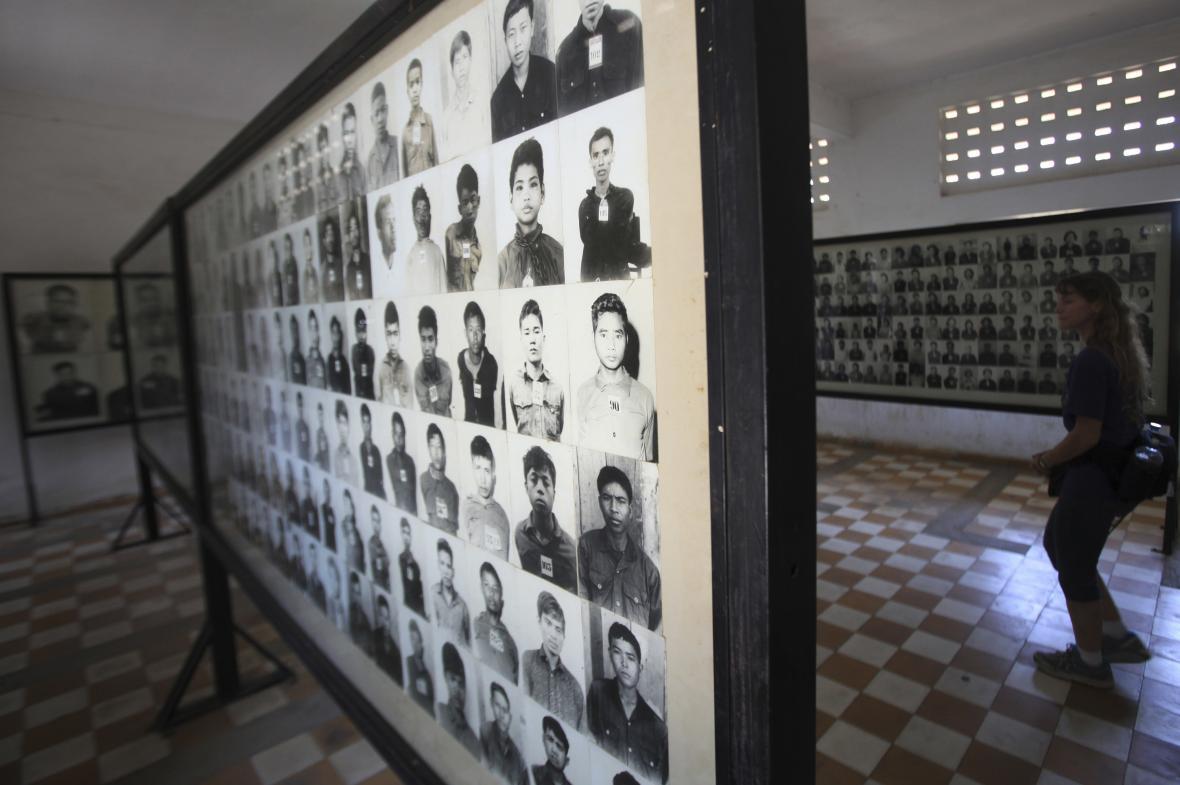 Oběti Pol Potova režimu