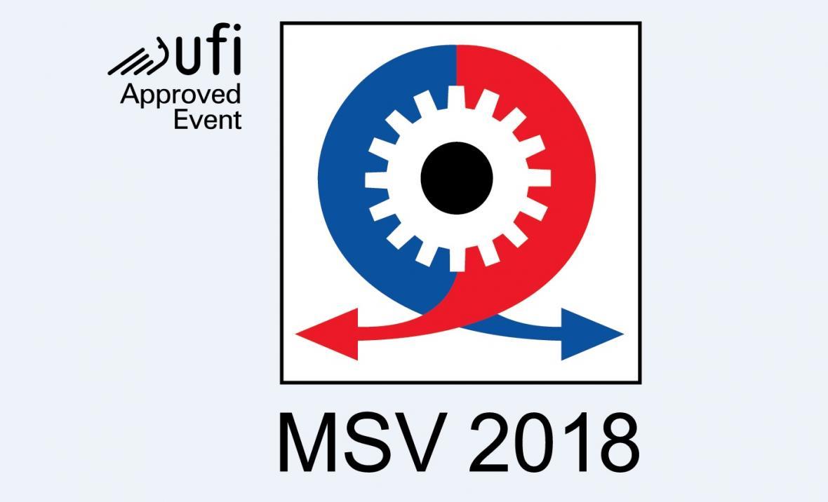 Logo MSV pro rok 2018
