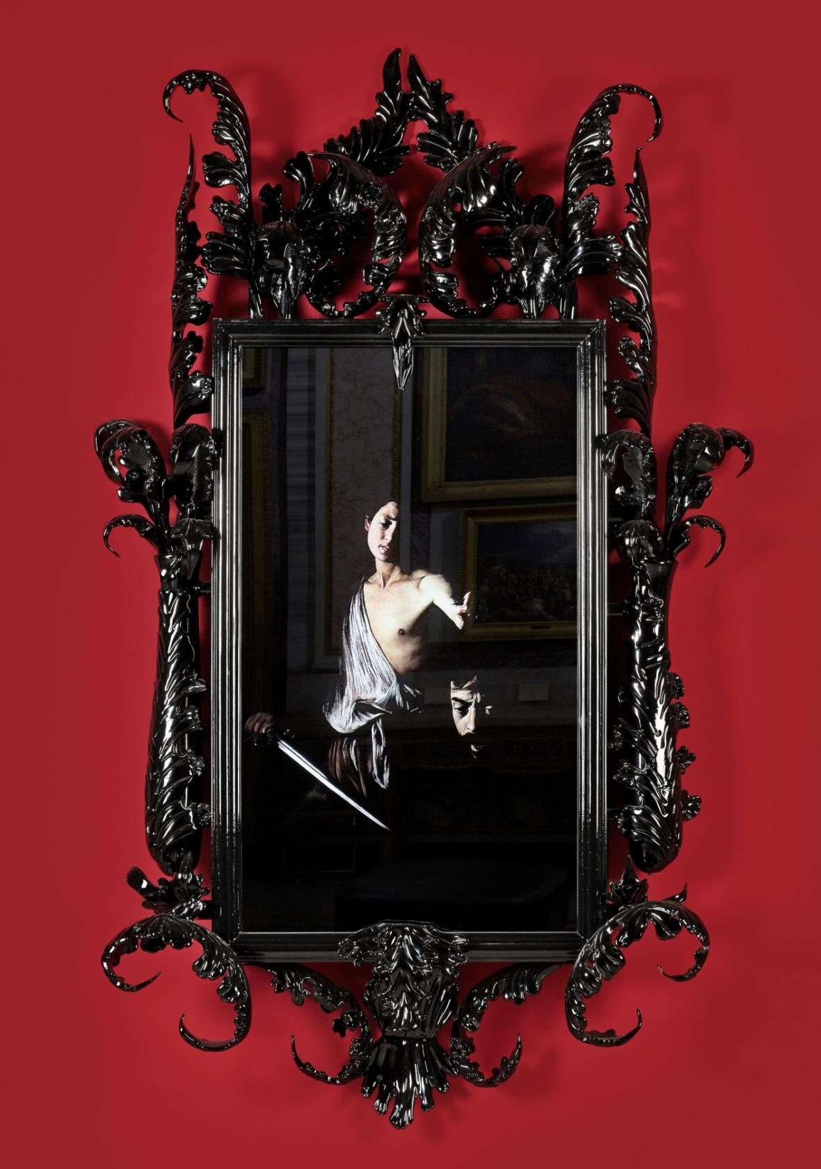 Mat Collishaw / Black Mirror, Hydrus, 2014