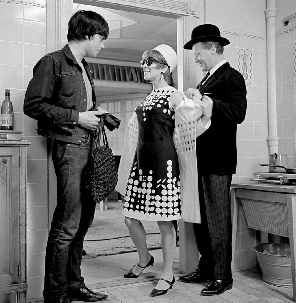 Dobře placená procházka (1966)