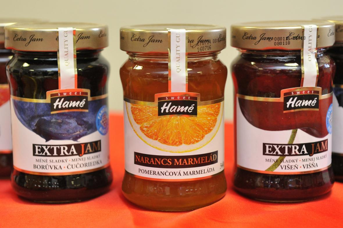 Jako marmeládu už lze označovat jen výrobky z citrusů, ostatní je džem