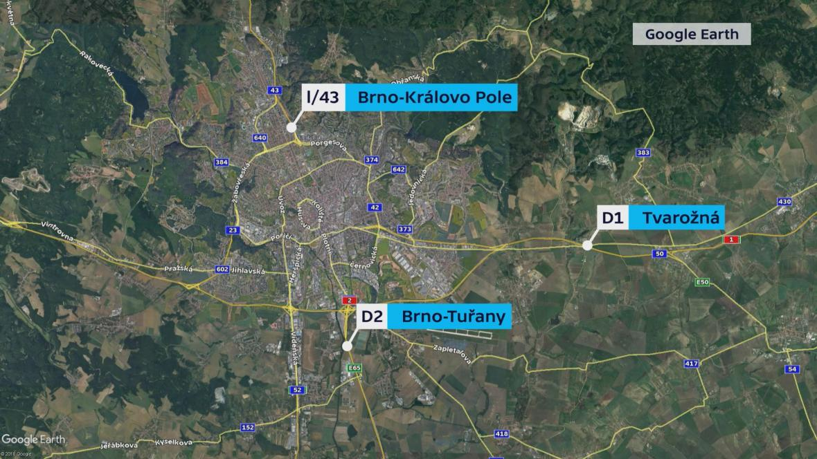 Rekonstrukce mostů v Jihomoravském kraji