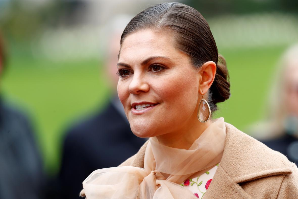 Švédská korunní princezna Viktorie