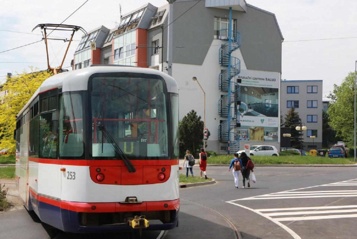 Nová tramvajová linka