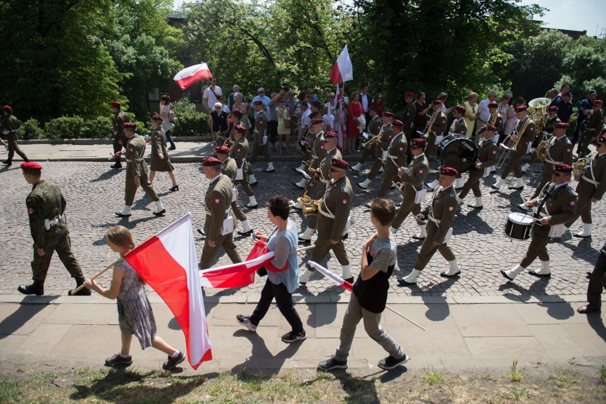 Den ústavy v Polsku