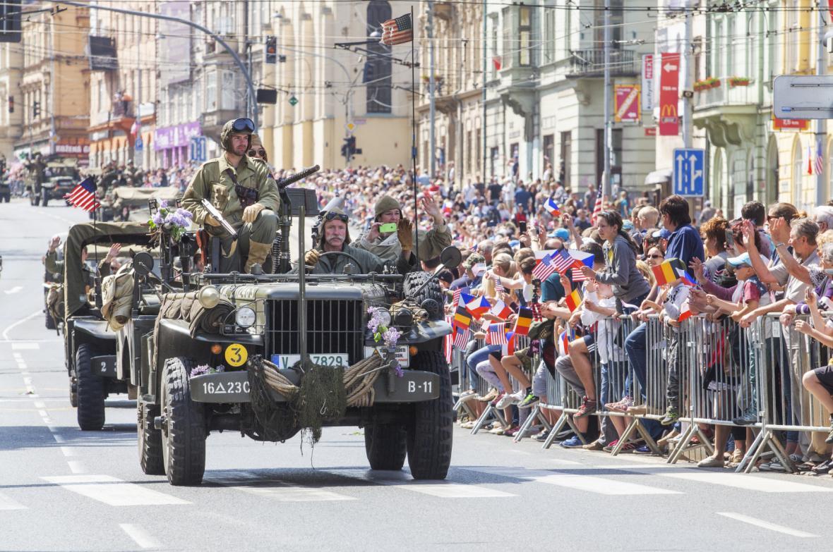 Convoy of Liberty v Plzni