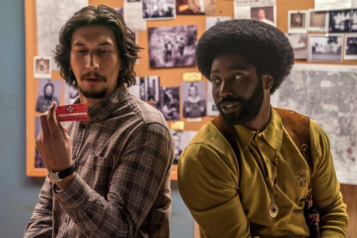 Film BlacKkKlansman