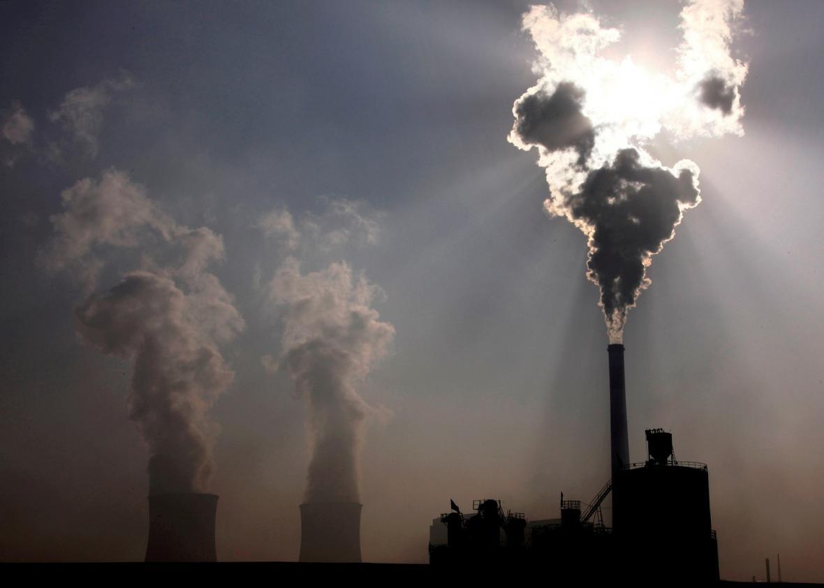 Snížení emisí CO2 ze strany Číny se neobejde bez postupného odklonu od uhlí