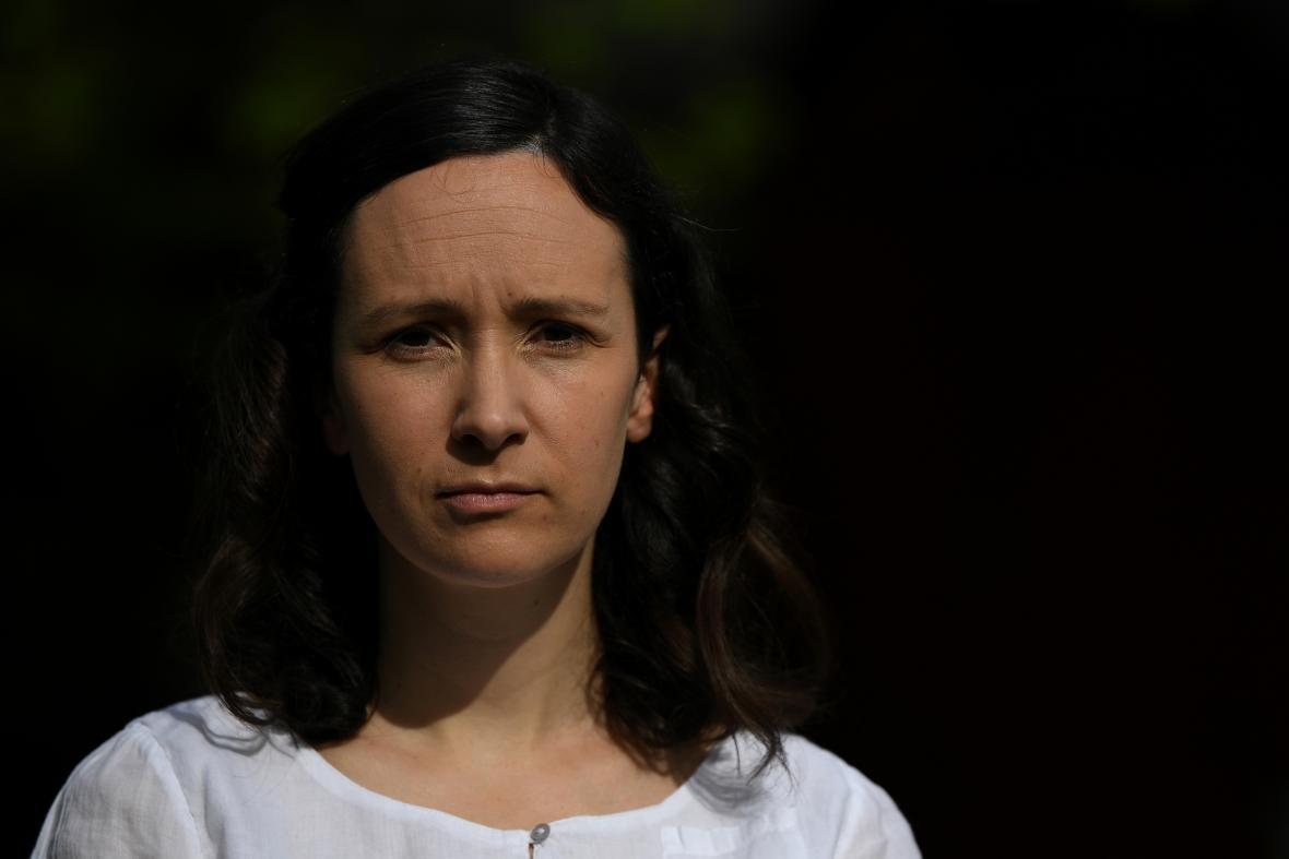 Amy Callahanová před referendem zveřejnila svůj příběh