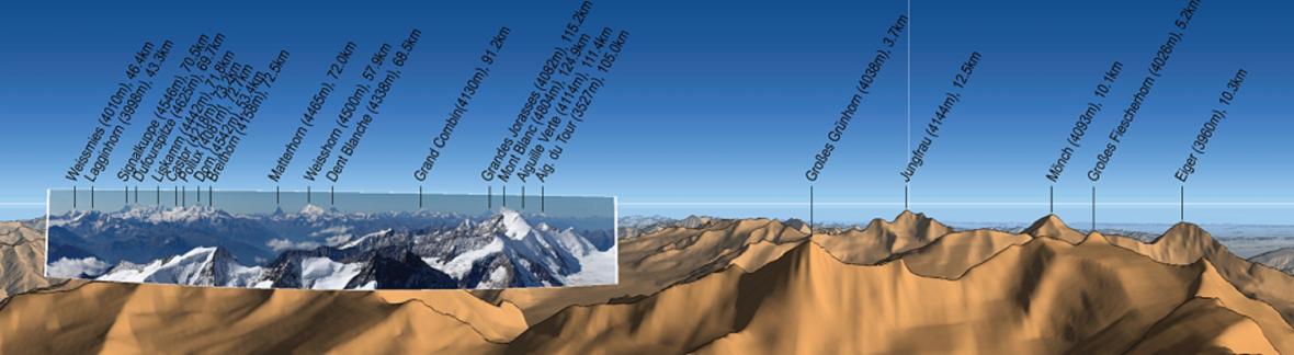 Ukázka geo-lokalizace fotografie