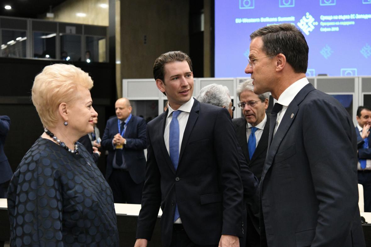 Summit EU a balkánských zemí