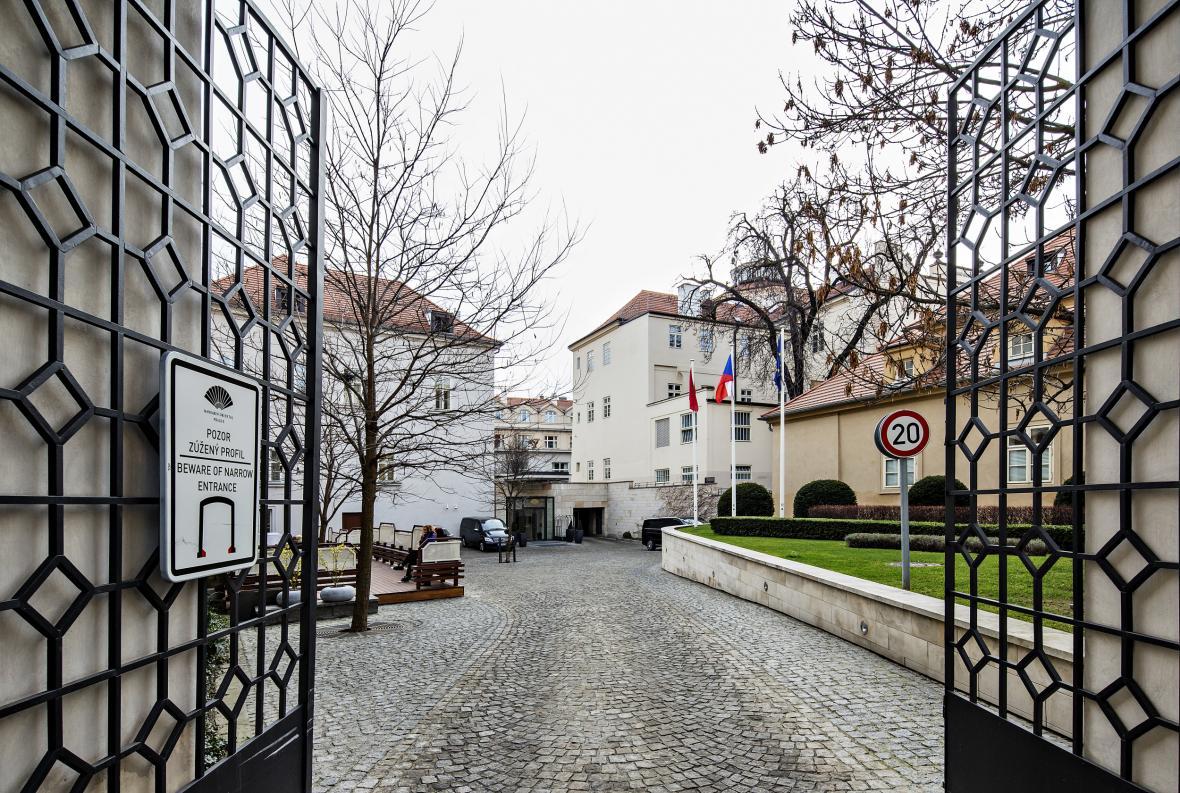 Hotel Mandarin Oriental Prague