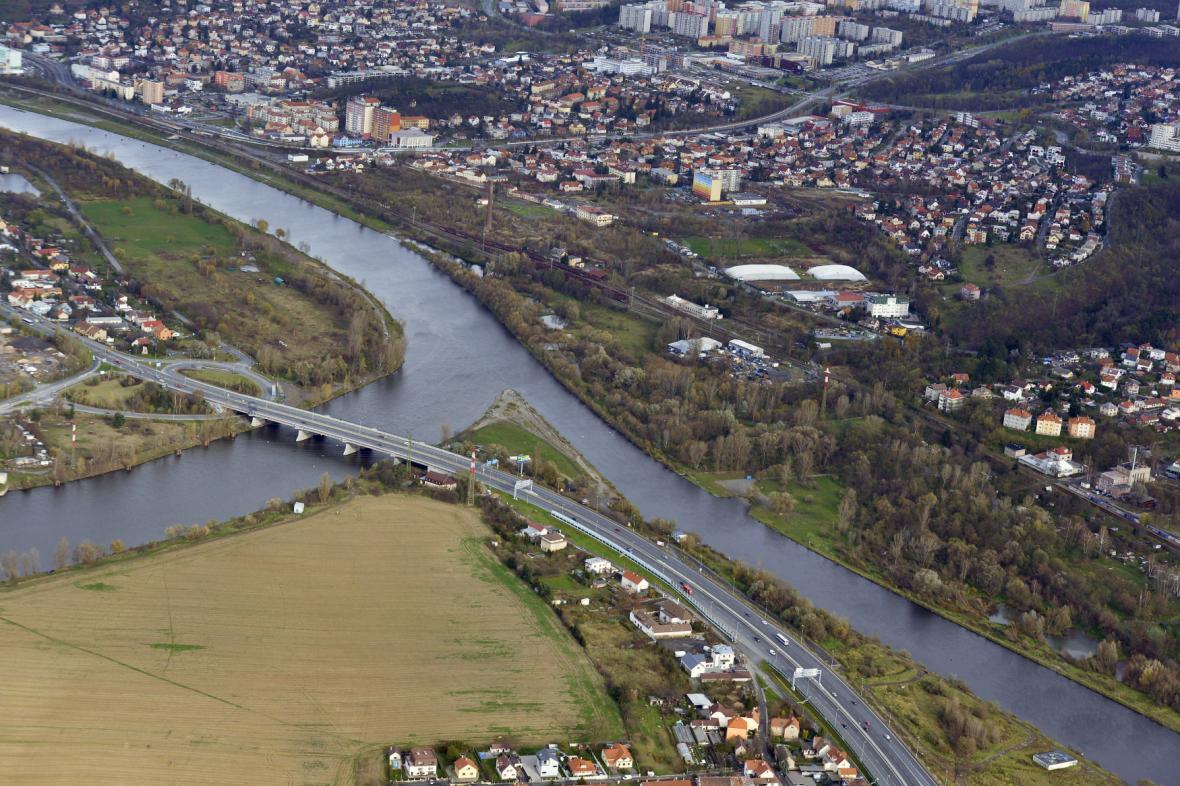 Praha chce na soutoku Berounky a Vltavy vybudovat příměstský park