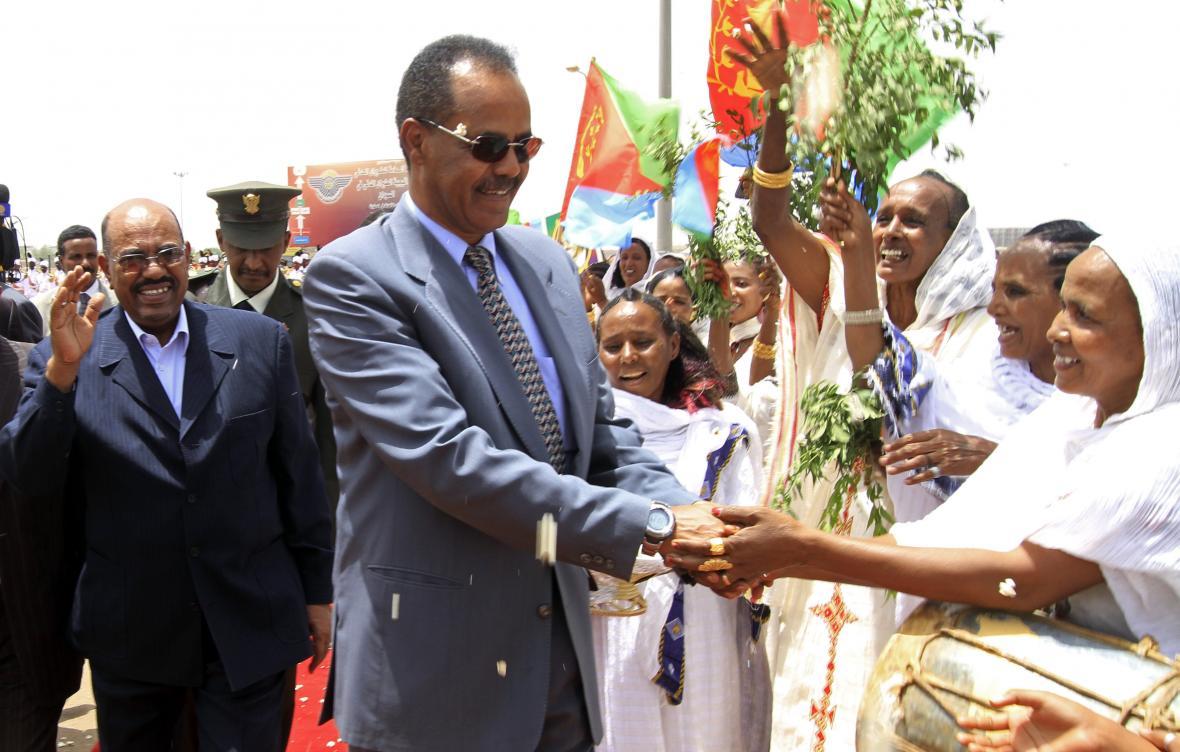 Eritrejský vládce Isajas Afewerki