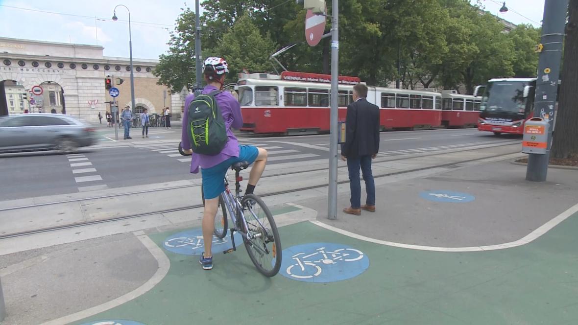 Vídeň za Häupla vsadila na ekologickou dopravu