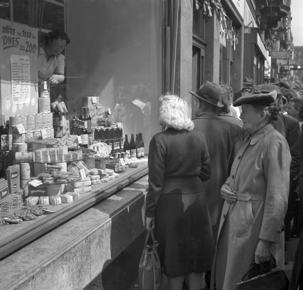 Měnová reforma 1953