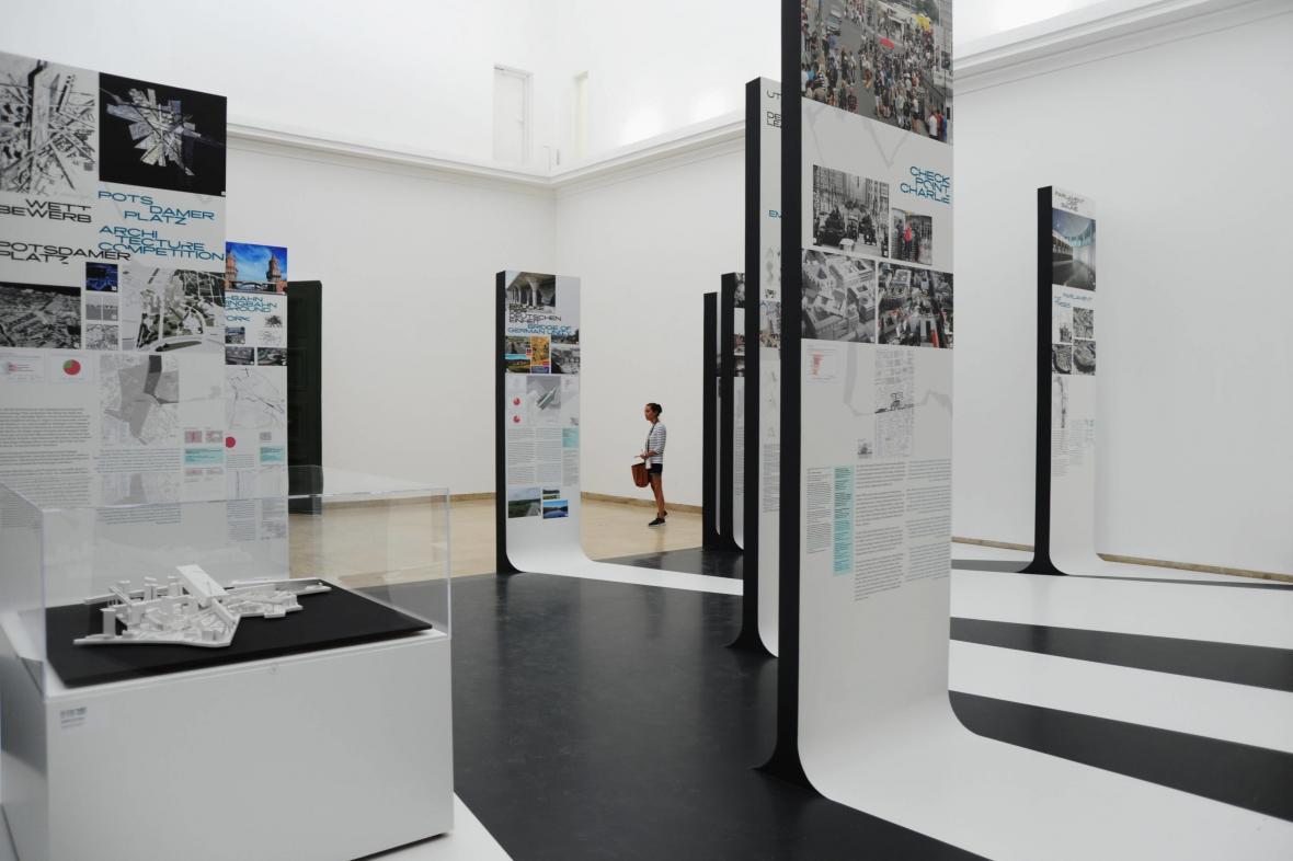 Německý pavilon na bienále architektury v Benátkách 2018