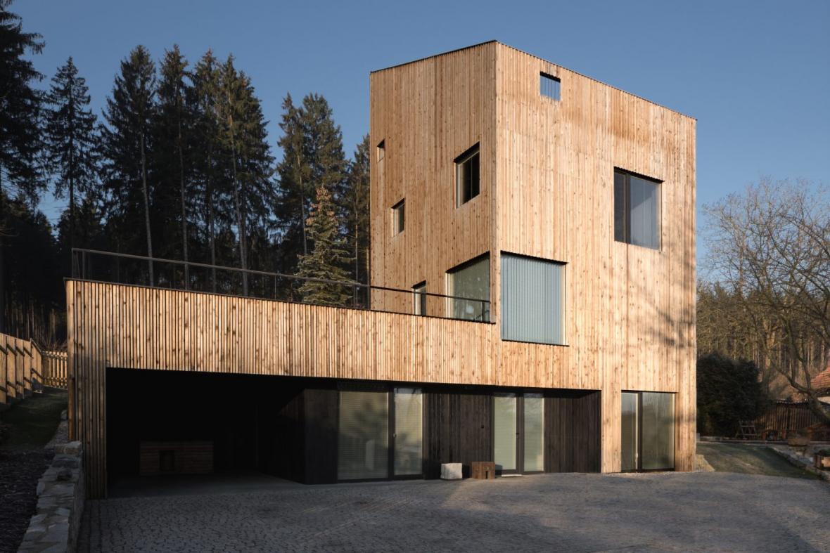Dům v Čizicích u Plzně (Zábran-Nová architekti)