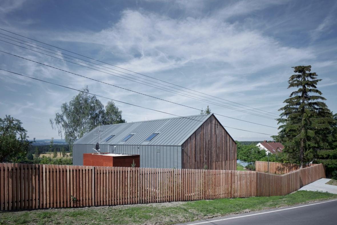 Engel House v Karlových Varech (CMC architects a.s.)