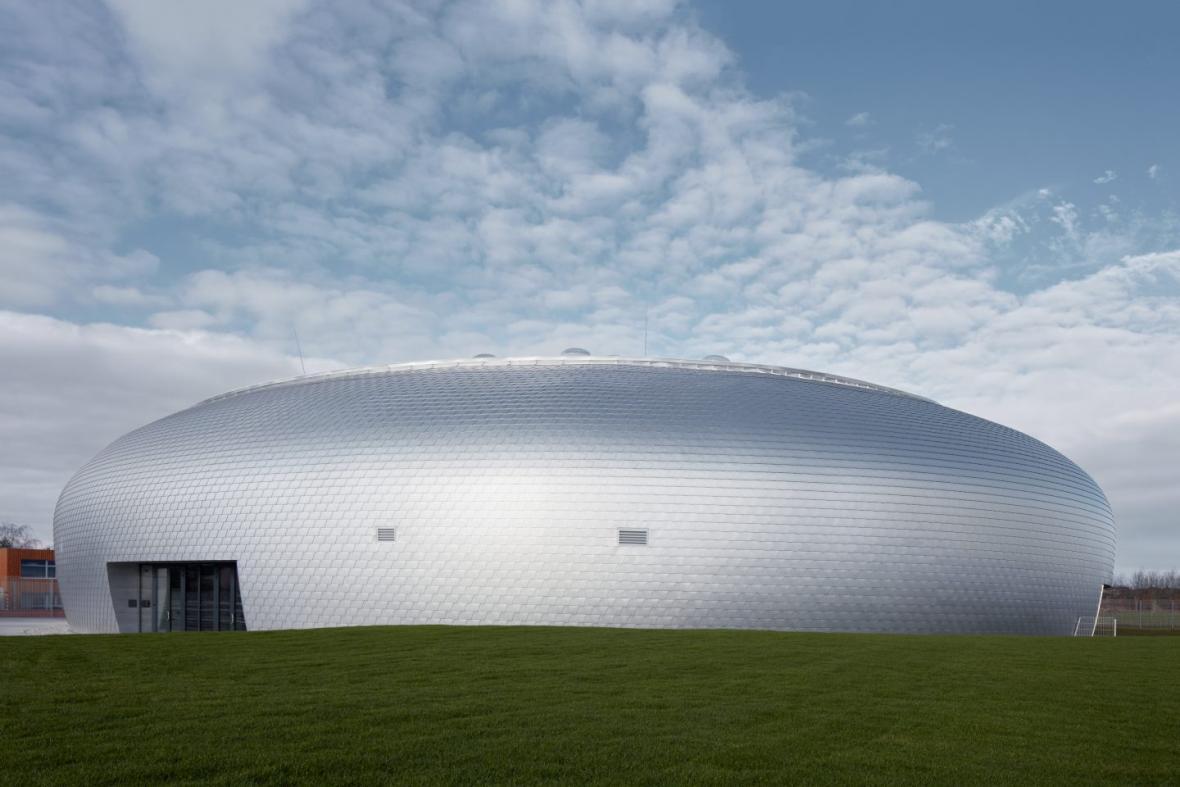 Sportovní hala Dolní Břežany (SPORADICAL)