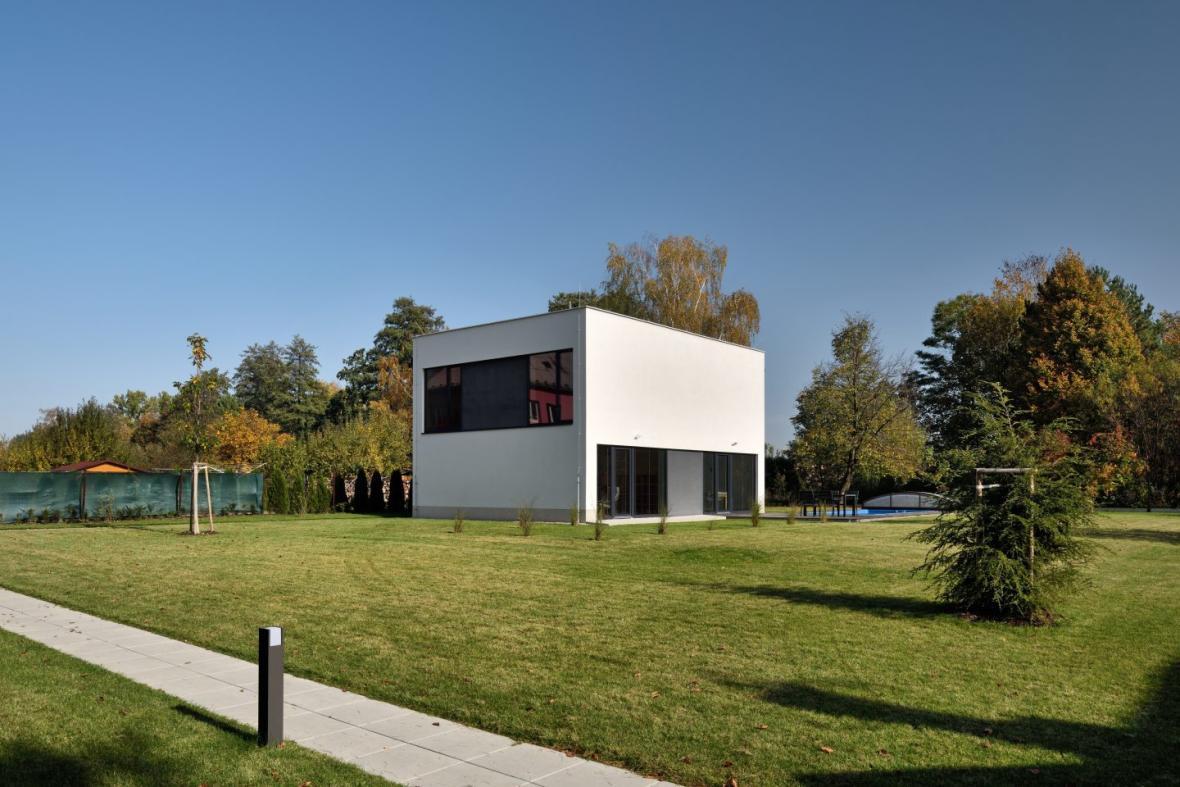 Kompaktní dům v Ostravě (Atelier 38 s.r.o)