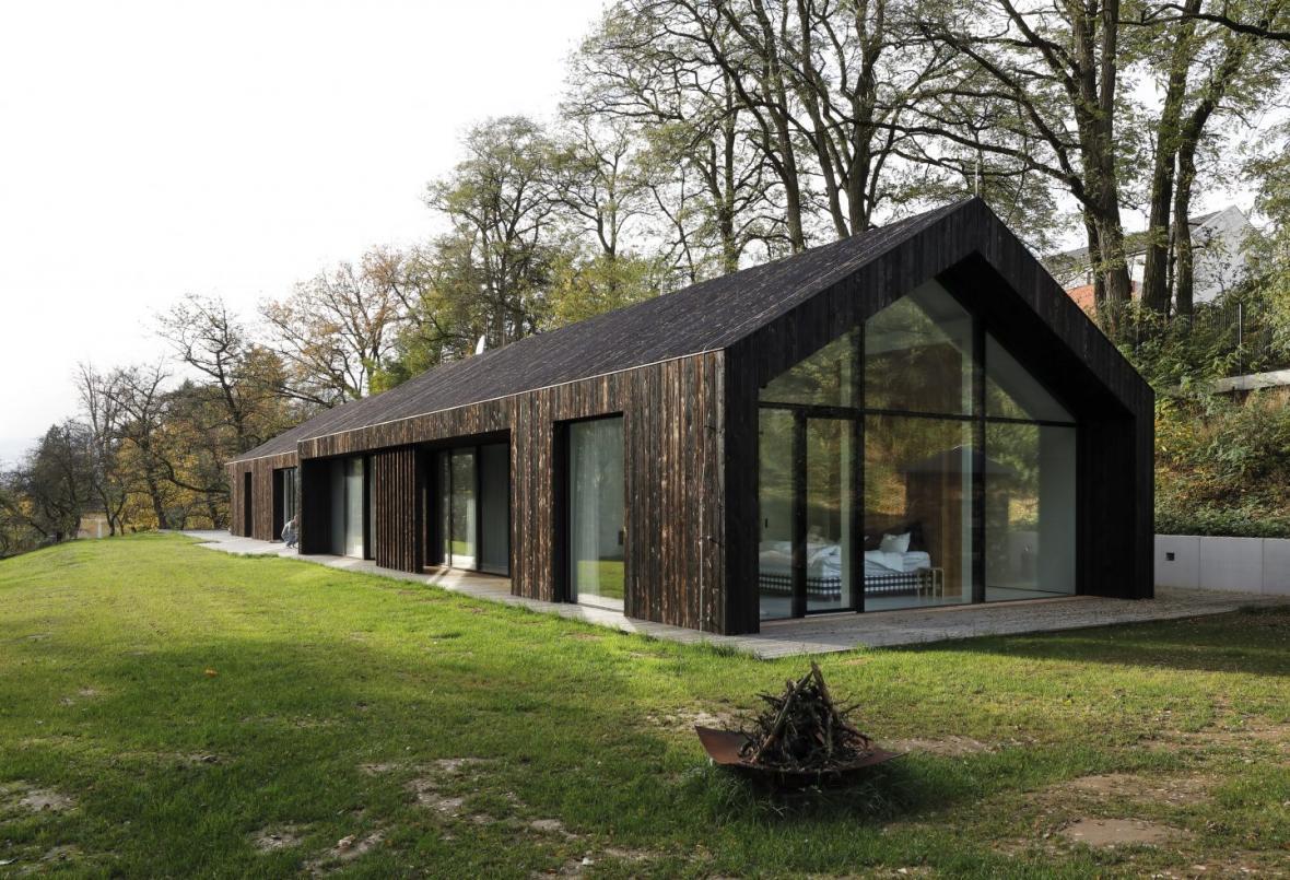 Rodinný dům Neveklov (ATELIER KUNC architects)