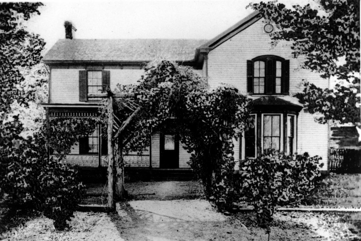Rodný dům Helen Kellerové