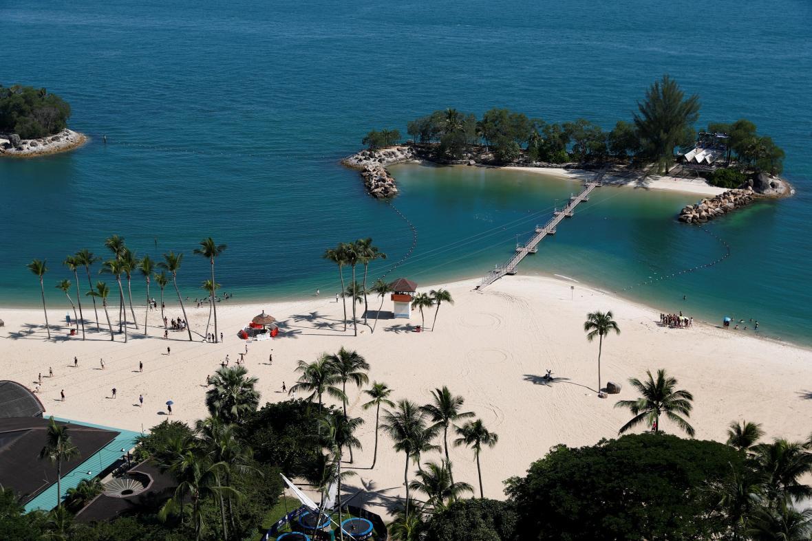 Ostrov Sentosa