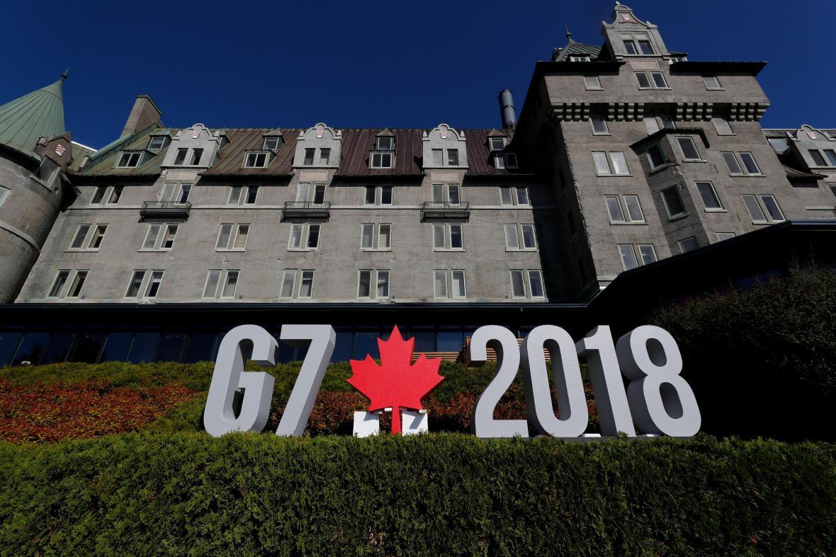 Summit G7 v Kanadě