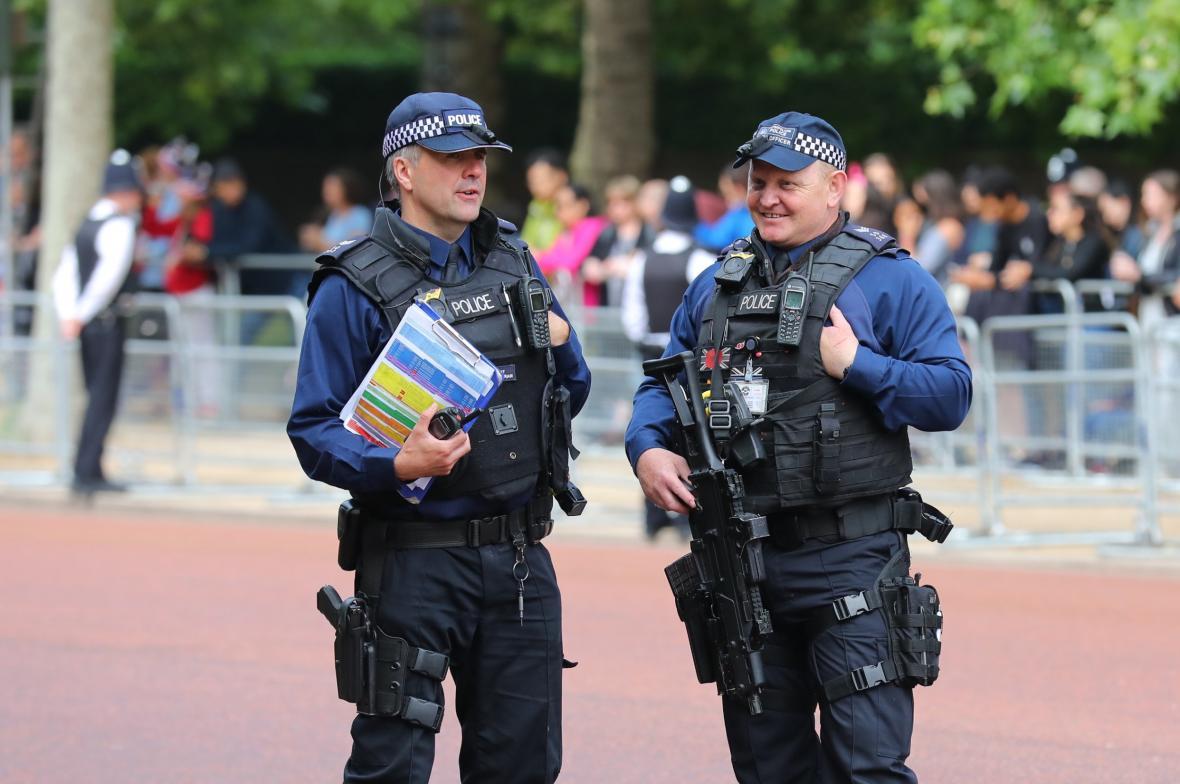 Královniny oslavy doprovázejí přísná bezpečnostní opatření