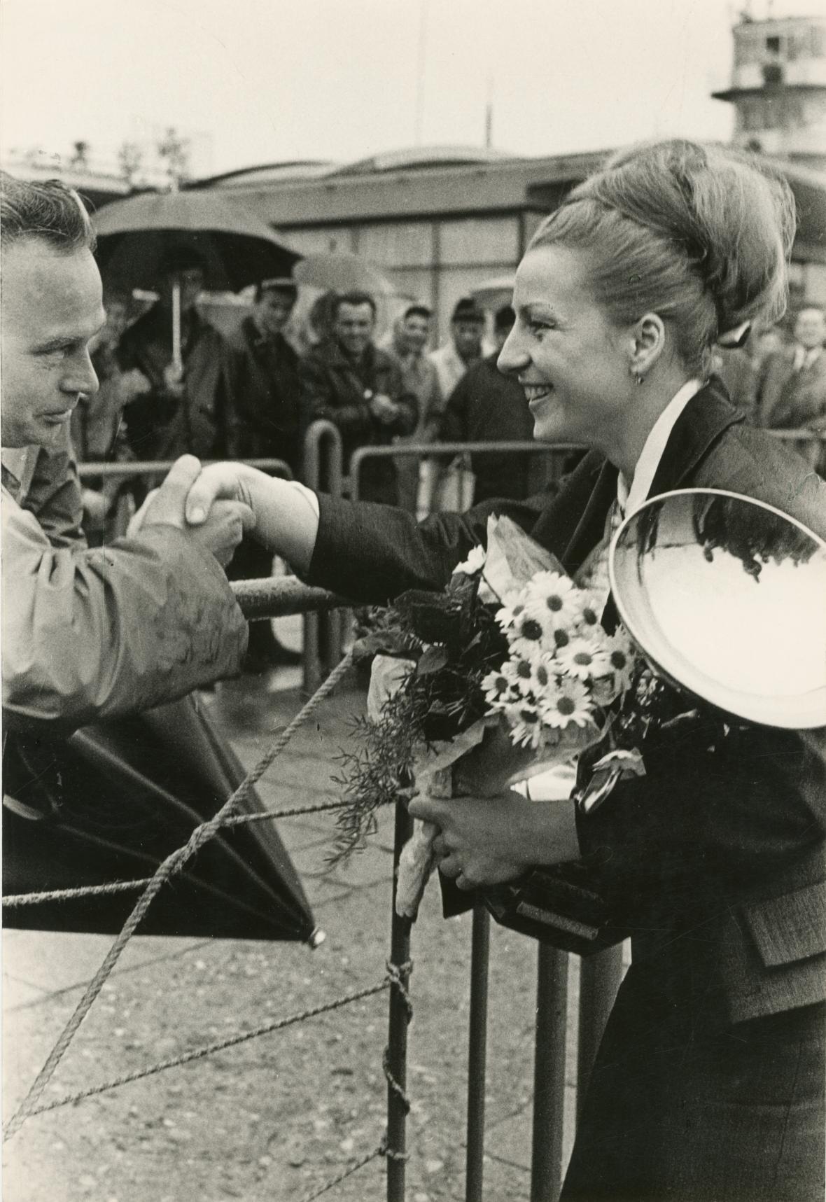 Atletka Věra Čáslavská, 1968