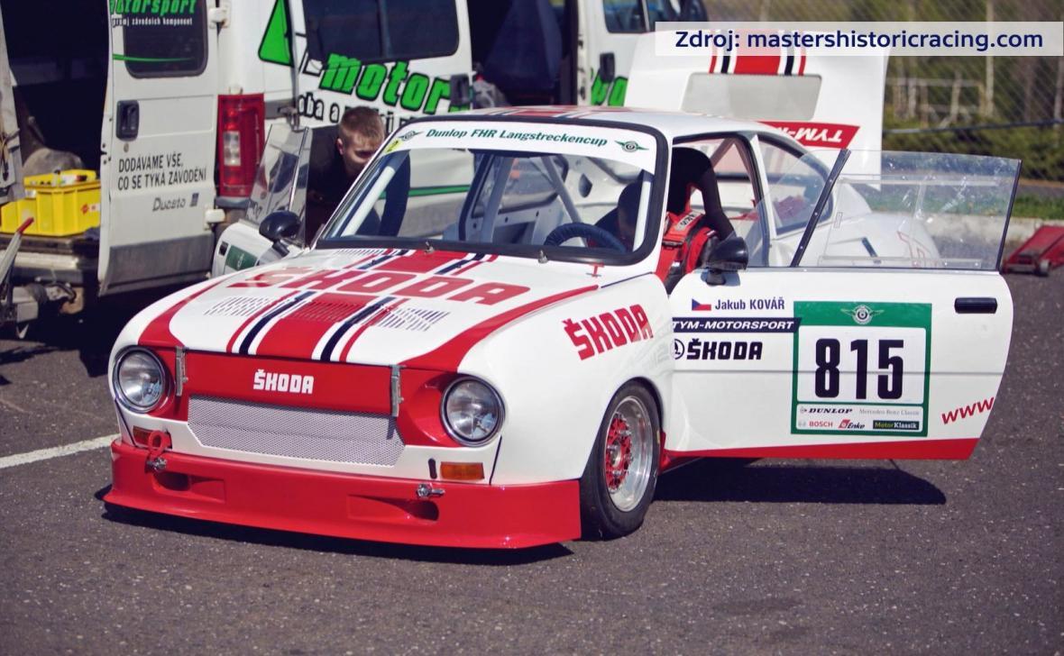 Škoda 130 RS Jakuba Kováře