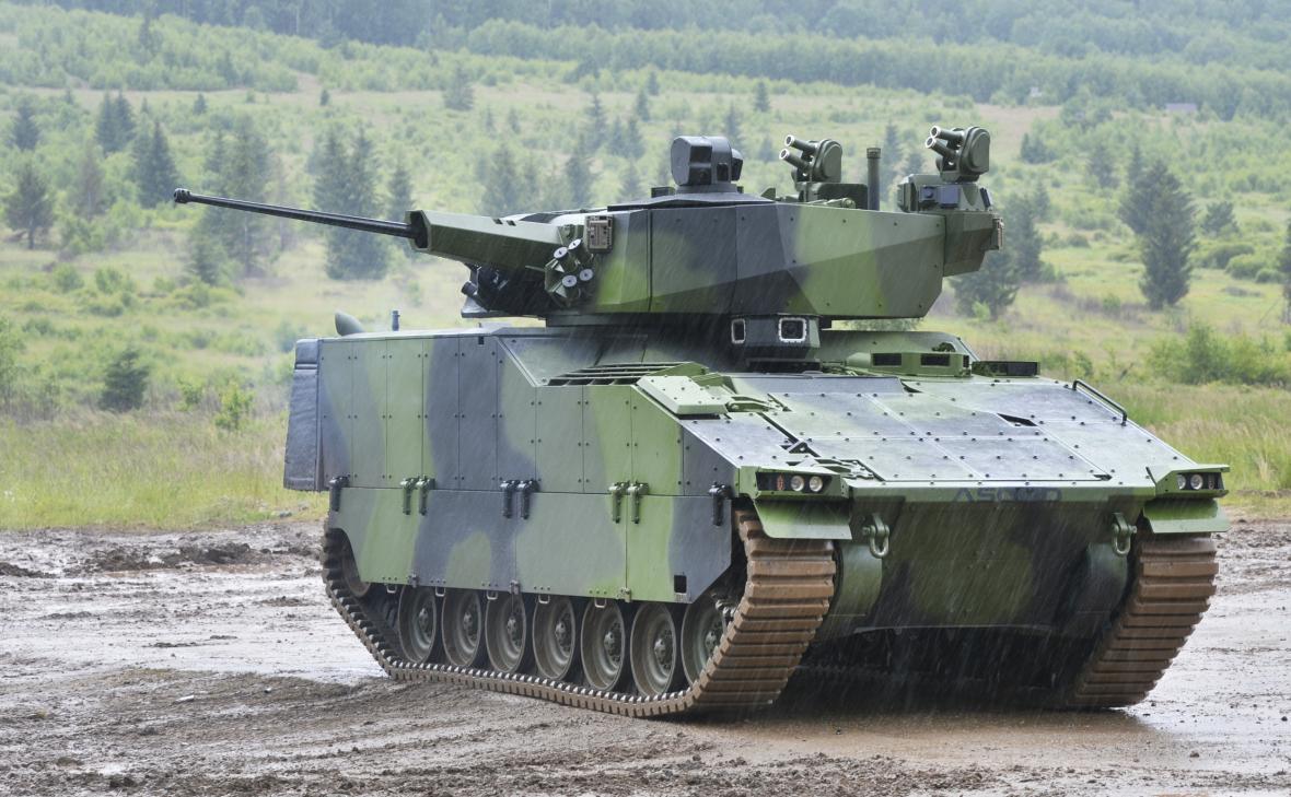Bojové vozidlo ASCOD 42