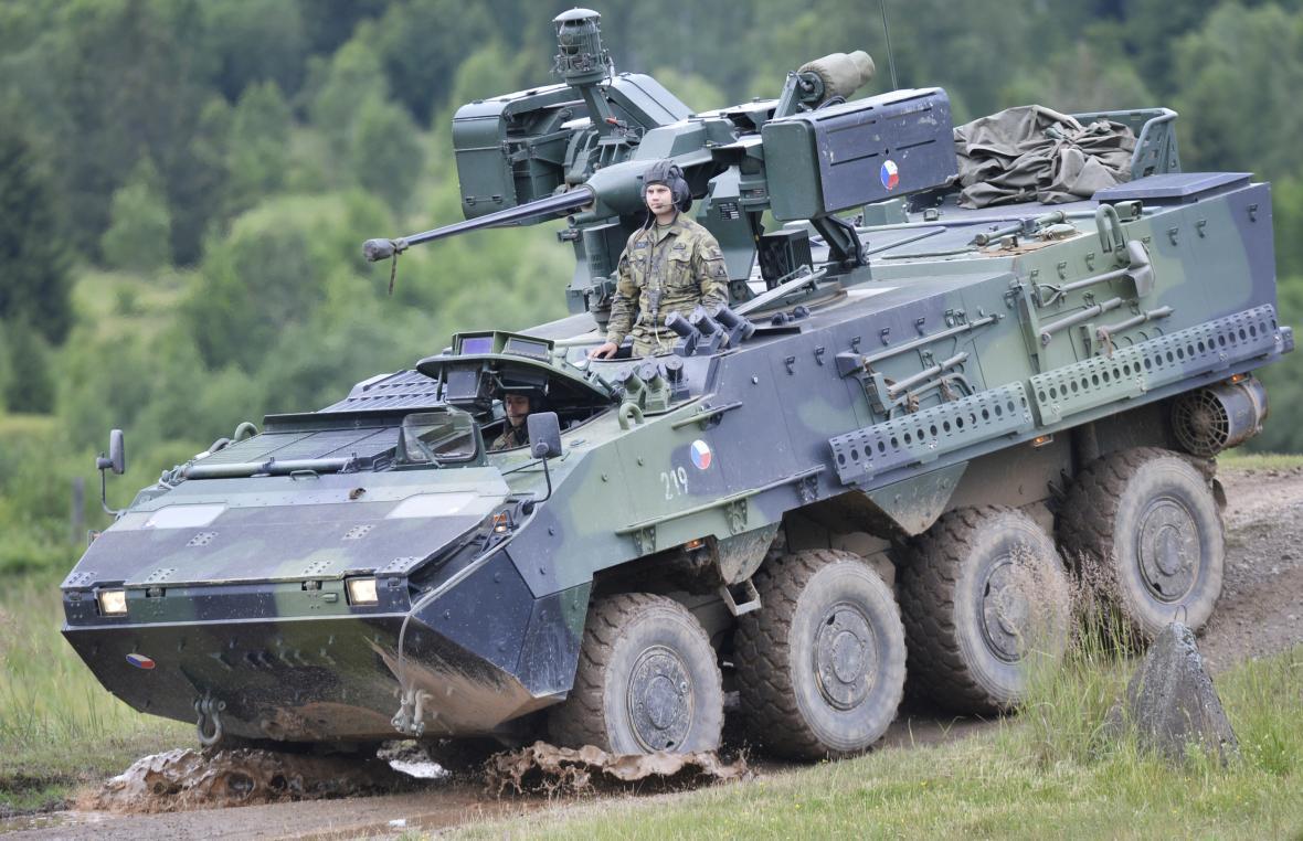Obrněný transportér Pandur II