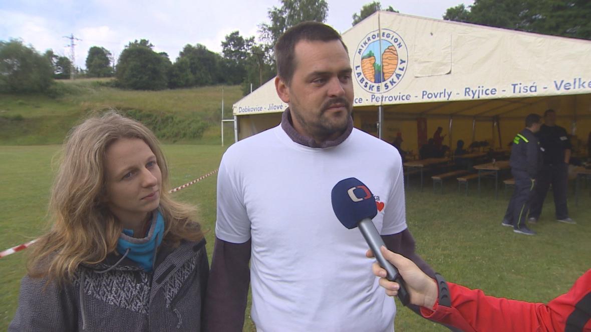 Iva a Jan Šilhovi se po ztrátě své dcerky rozhodli pomáhat dalším dětem