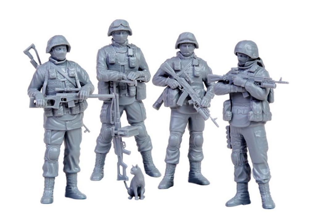 Sadu vojáčků
