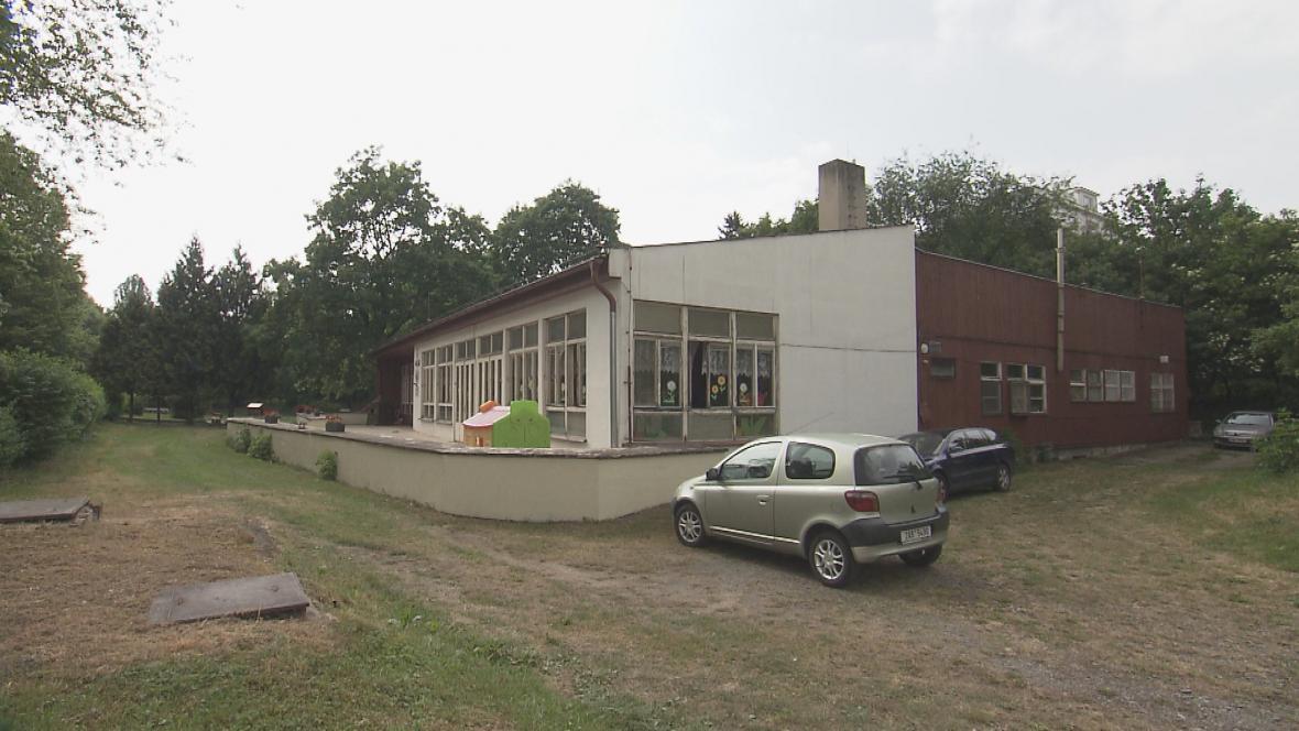 Mateřská škola v Bajkalské ulici