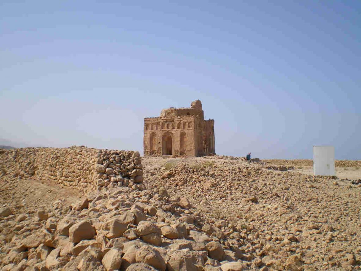 Ománský Kalhát