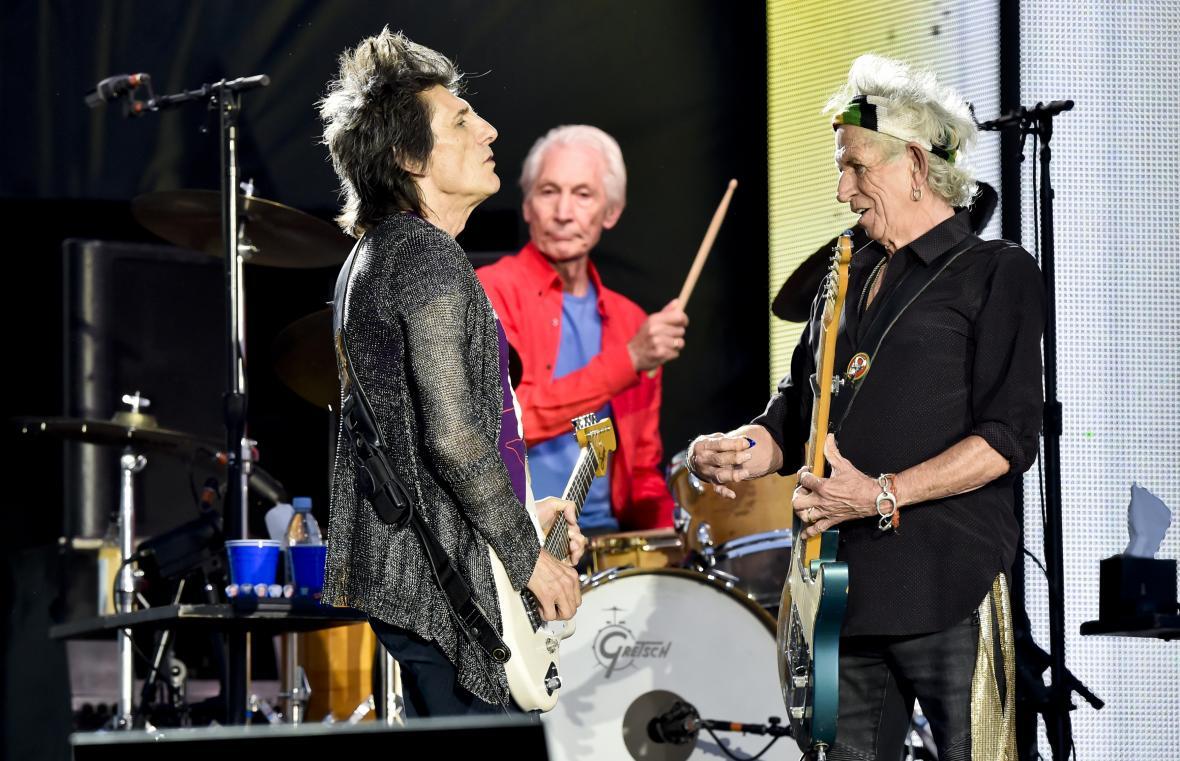 Koncert Rolling Stones v Praze (2018)