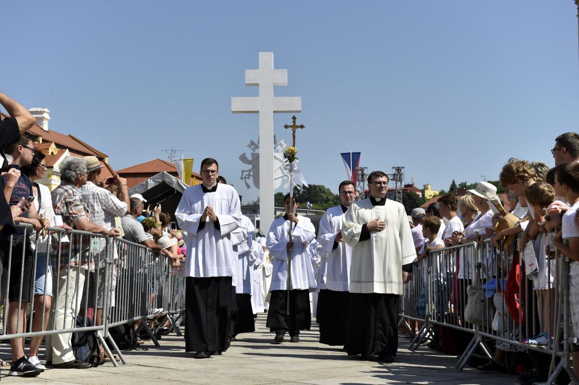 Velehradské oslavy příchodu věrozvěstů