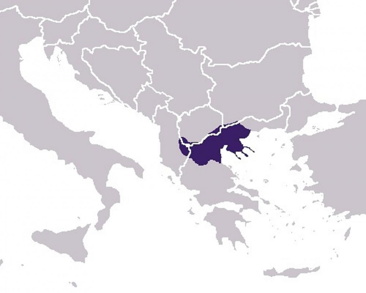 Starověká Makedonie