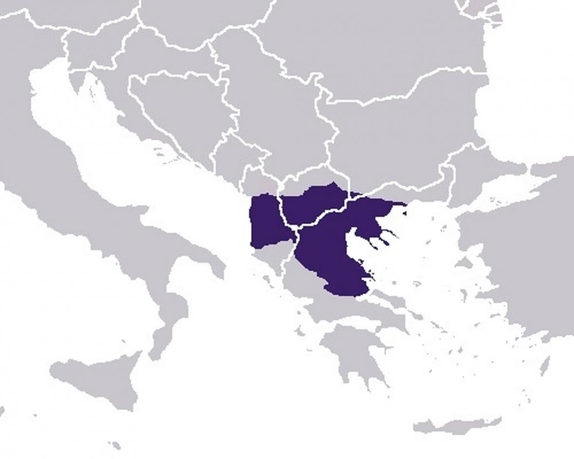 Římská provincie Makedonie