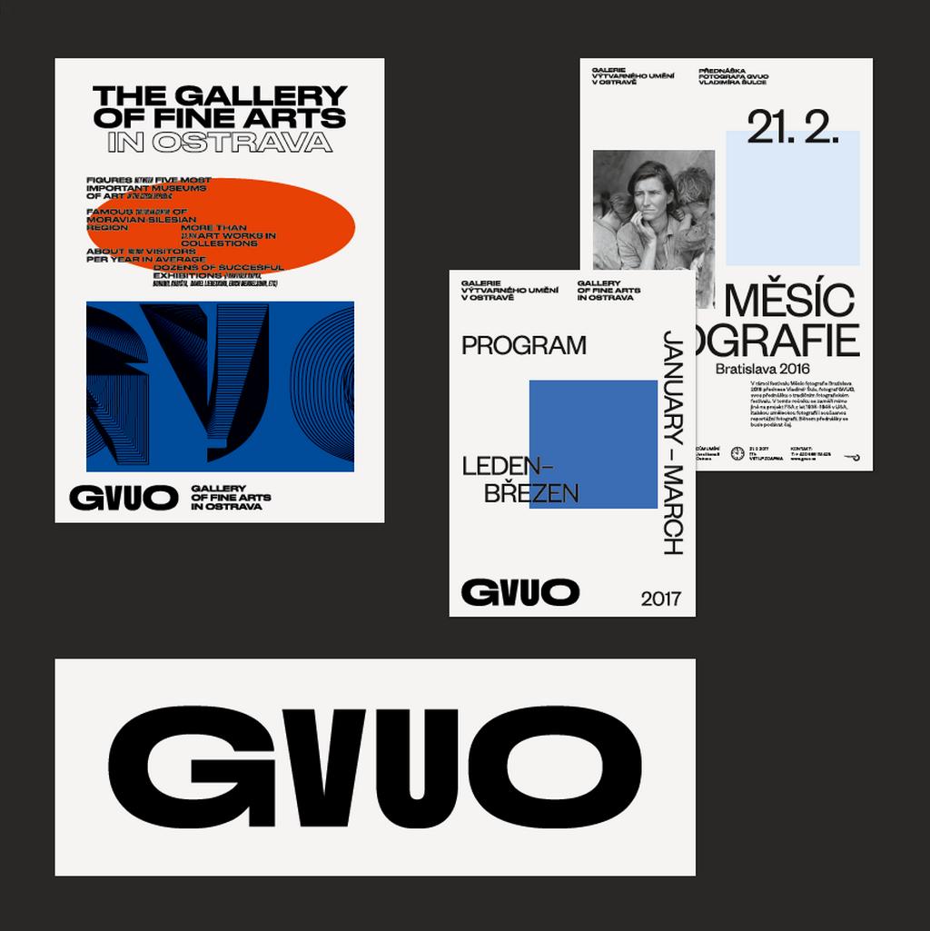 Nový vizuální styl GVUO