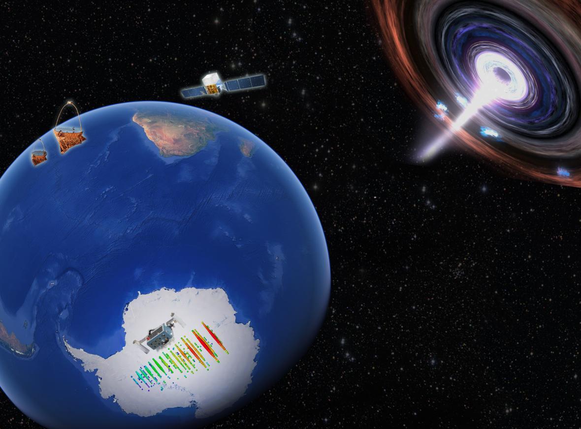 Detekce neutrin